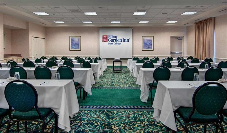 About Hilton Garden Inn State College