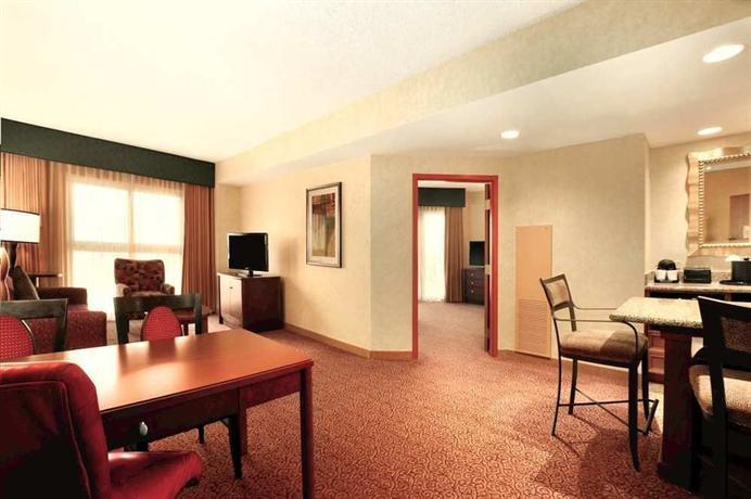 Embassy Suites Dallas -Frisco Hotel Convention Center & Spa