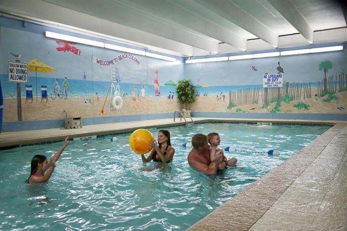 Myrtle beach hotel deals november