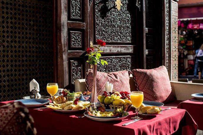 Hotel In Marrakesch Riad Mabrouk Spa