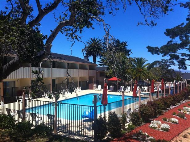 Americas Best Value Presidents Inn on Monterey