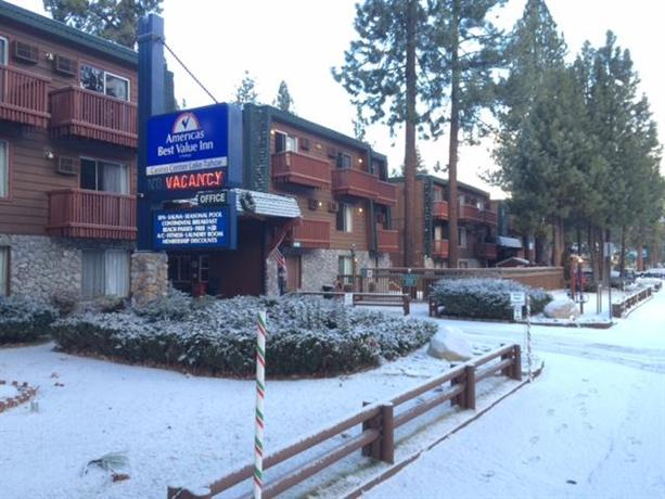 Americas Best Value Inn Center Lake Tahoe South Compare Deals