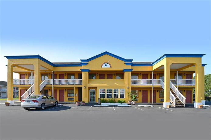 Best Value Inn Princess Anne