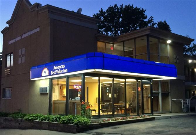 Americas Best Value Inn Schenectady-Albany West