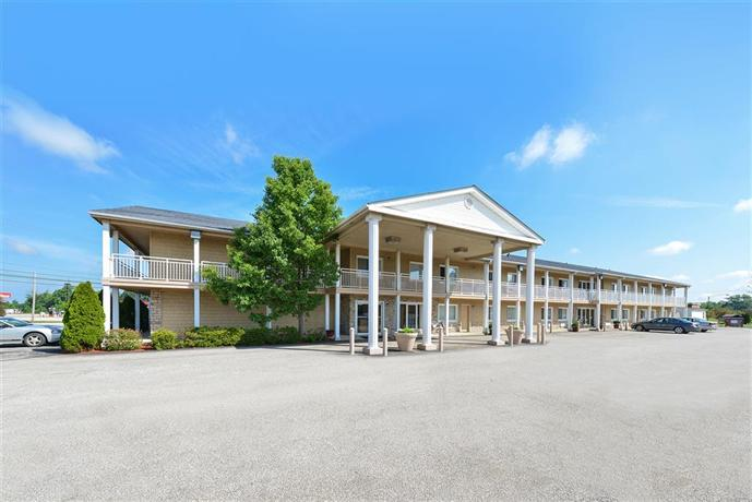 Americas Best Value Inn Ashtabula Austinburg