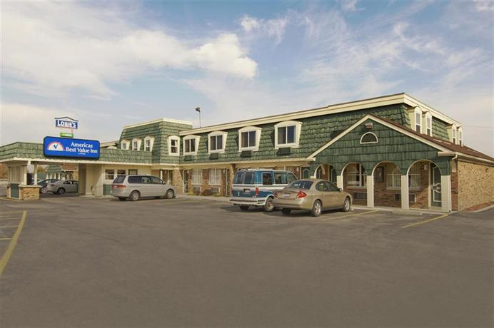 Americas Best Value Inn - Marion