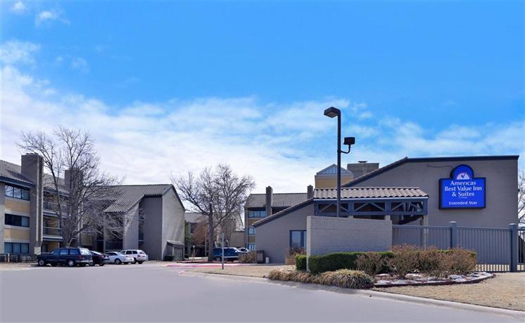Americas Best Value Inn & Suites Tulsa