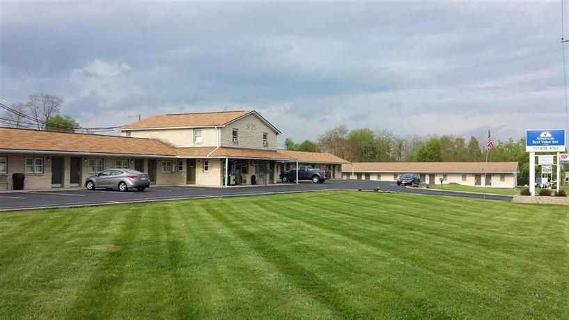 Americas Best Value Inn - Palmyra/Hershey