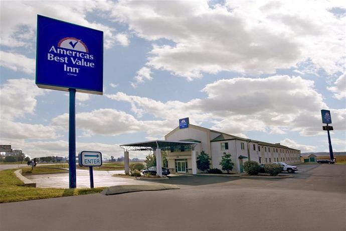 Americas Best Value Inn Clarksville Tennessee