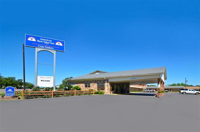 Americas Best Value Inn Stephenville