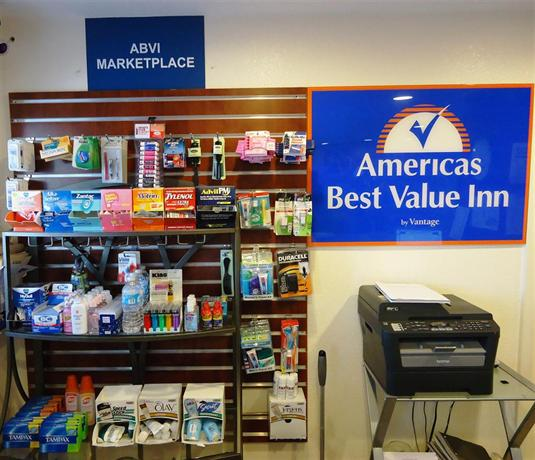 Americas Best Value Inn Temple Compare Deals