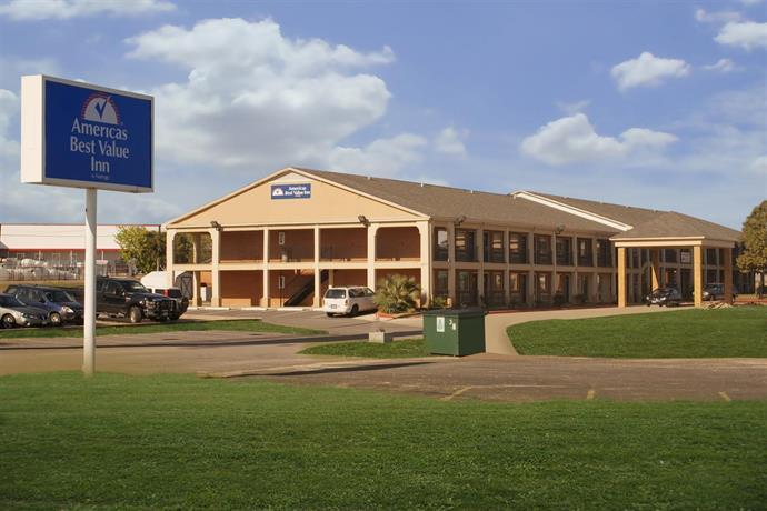 Americas Best Value Inn Waco Franklin Avenue