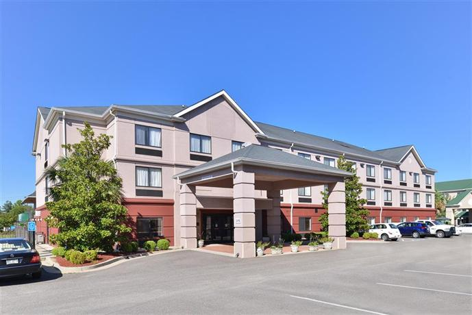 Best Western Garden City Inn Augusta Compare Deals