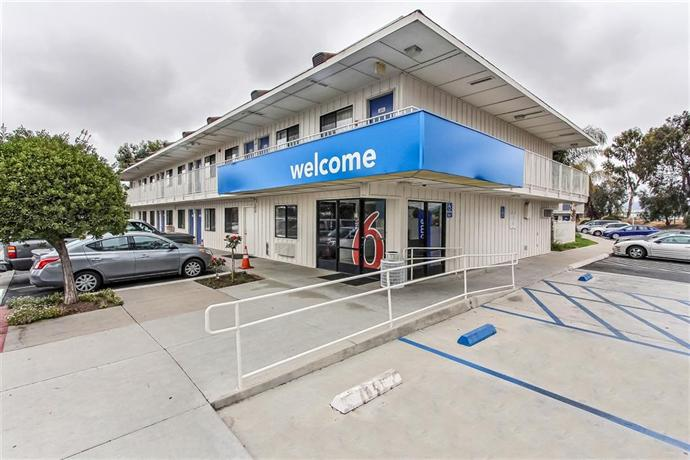 Motel 6 Salinas South - Monterey Area
