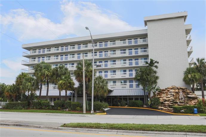 Motel 6 Cutler Bay 2017