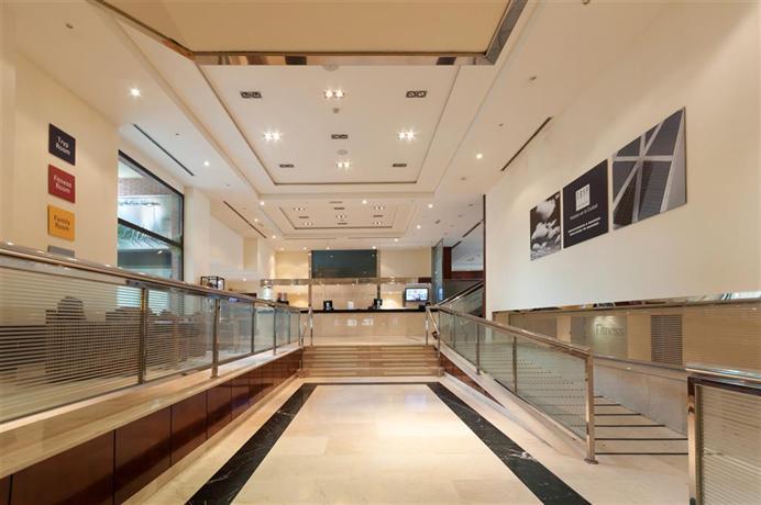 Tryp Alameda Aeropuerto