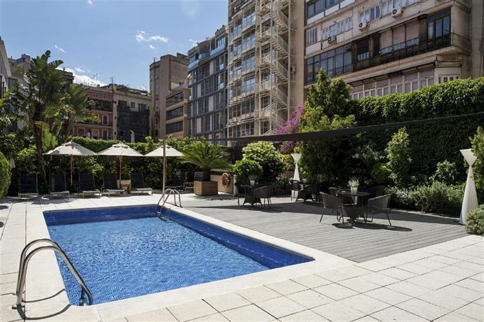 catalonia plaza catalunya barcelona compare deals. Black Bedroom Furniture Sets. Home Design Ideas
