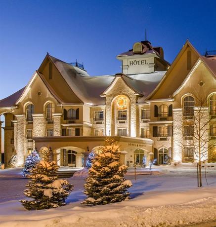 Hotel St Christophe Bromont