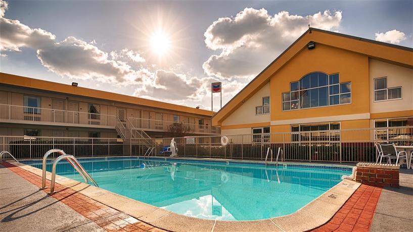 Best Western Park Plaza Motor Inn Hotels Tuscaloosa