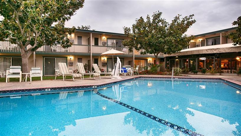 Best Western Plus Encina Inn & Suites