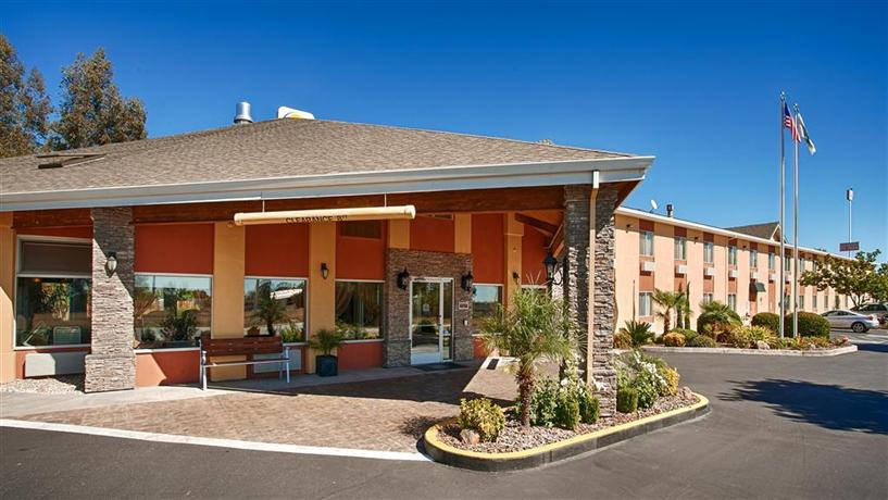 Best Western Inn Corning California