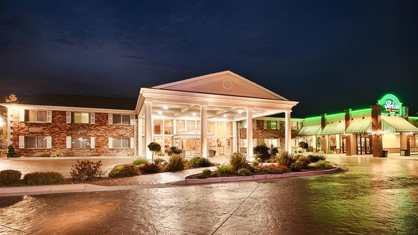BEST WESTERN Plus Burley Inn and Convention Center