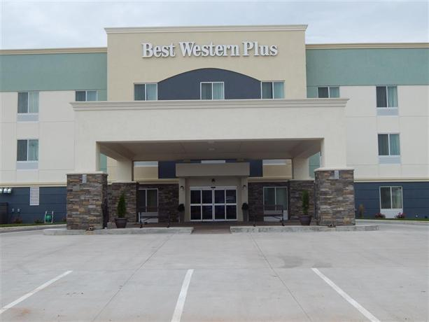 Best Western Plus Pratt