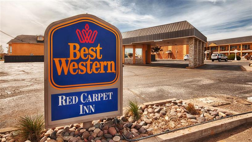Hereford (TX) United States  City pictures : BEST WESTERN Red Carpet Inn, Hereford Compare Deals