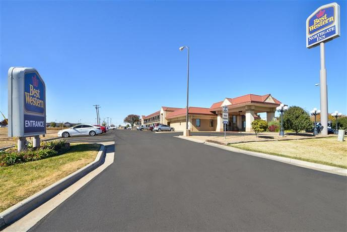 Pampa (TX) United States  city photos gallery : Best Western Northgate Inn Pampa Compare Deals