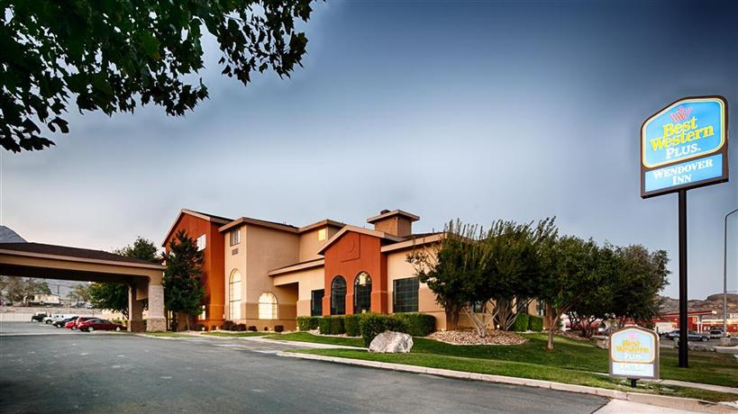 Best Western Plus - Wendover Inn