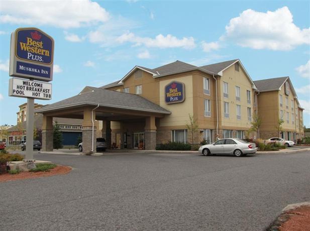 Huntsville Ontario Hotels With Jacuzzi