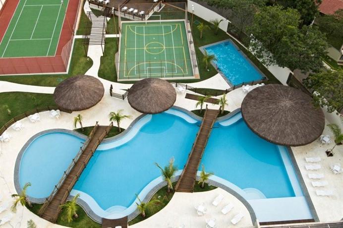 Best western suites le jardin resort spa caldas novas for Best western jardin