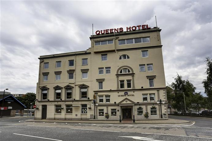 Best Western Queens Hotel Perth Scotland Compare Deals