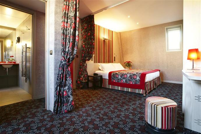 Best western le jardin de cluny paris compare deals for Best western le jardin de cluny booking