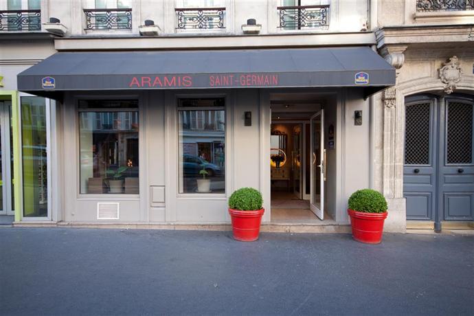 Best Western Aramis Saint Germain