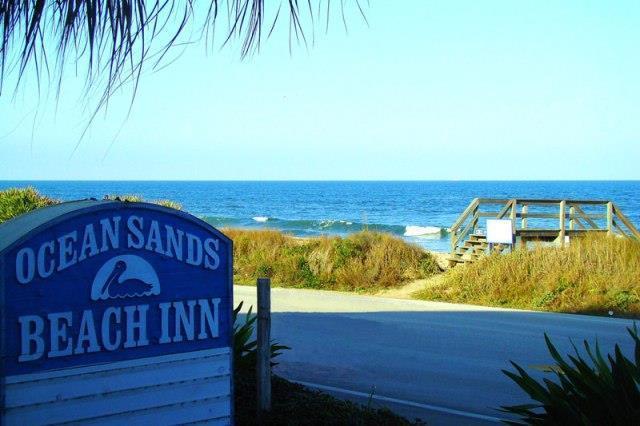 Saint Augustine Hotels Ocean Sands Beach Inn