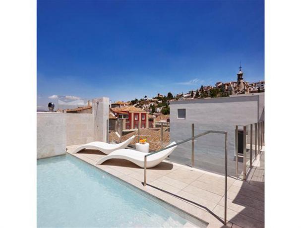 Telefono Hotel Granada Five Senses Rooms Suites