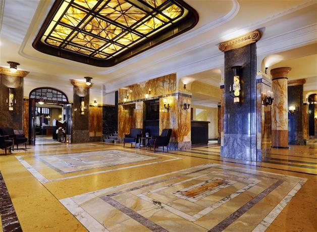 Le meridien grand hotel nurnberg nuremberg compare deals for Nurnberg hotel