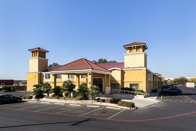 Econo Lodge Northeast San Antonio San Antonio