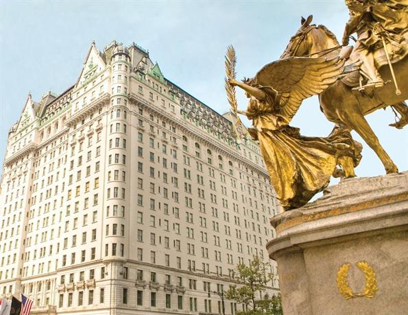 Plaza Hotel New York City