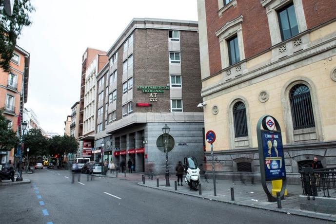 Aparthotel Tribunal Madrid Compare Deals