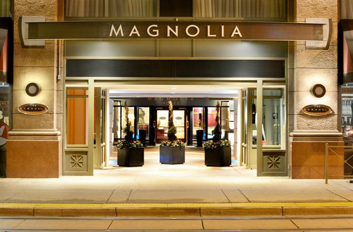 Magnolia Hotel Denver a Tribute Portfolio Hotel