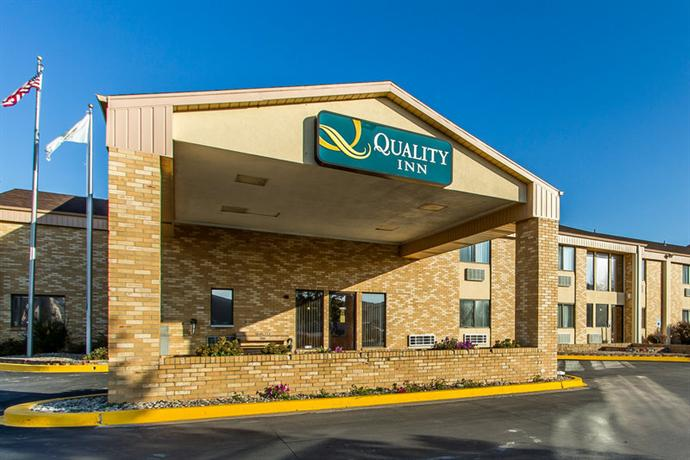 Quality Inn Burlington Iowa