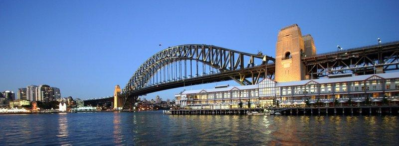 Pier One Sydney Harbour Room Service