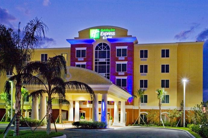 Holiday Inn Express Hotel Suites Port St Lucie West Saint Compare Deals
