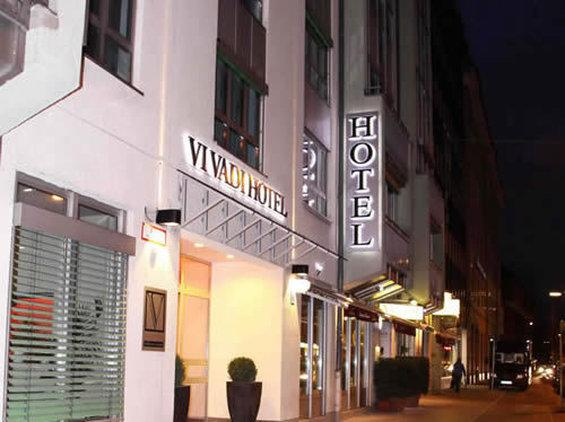 Hotel Munchen Marsstrasse