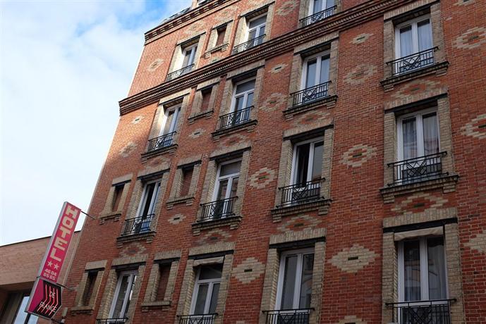 Hotel Pas Cher Boulogne Billancourt France
