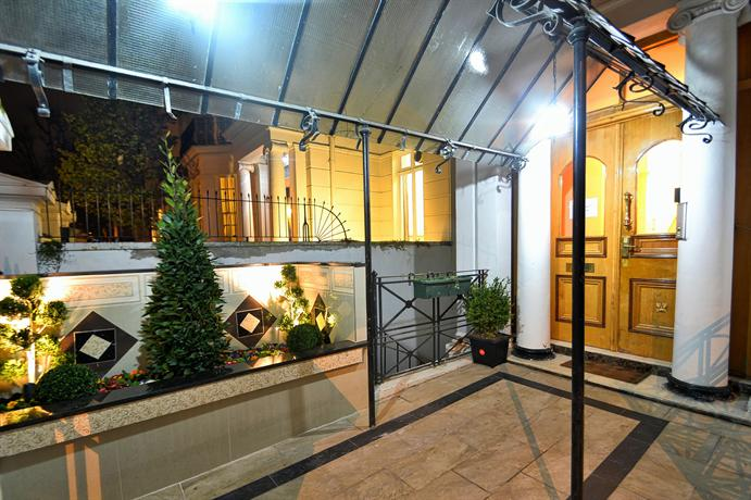 Hyde Park Apartments London