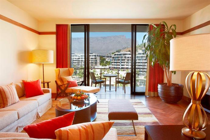 One and Only Hotel Cape Town South Africa