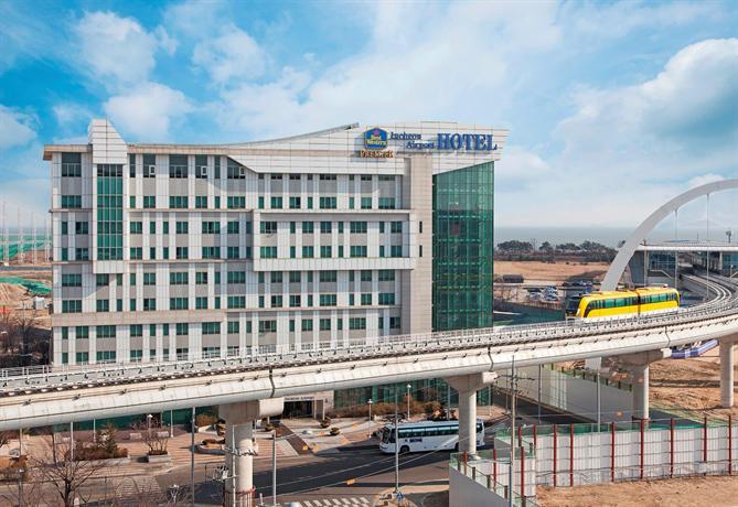 Best Western Premier Incheon Airport